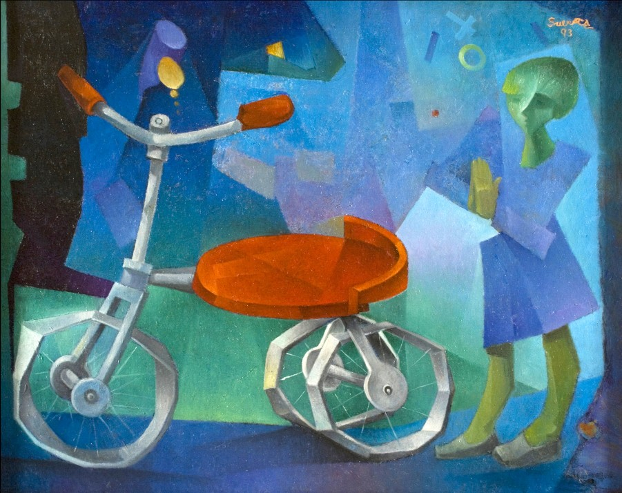 Tricycle, 1993