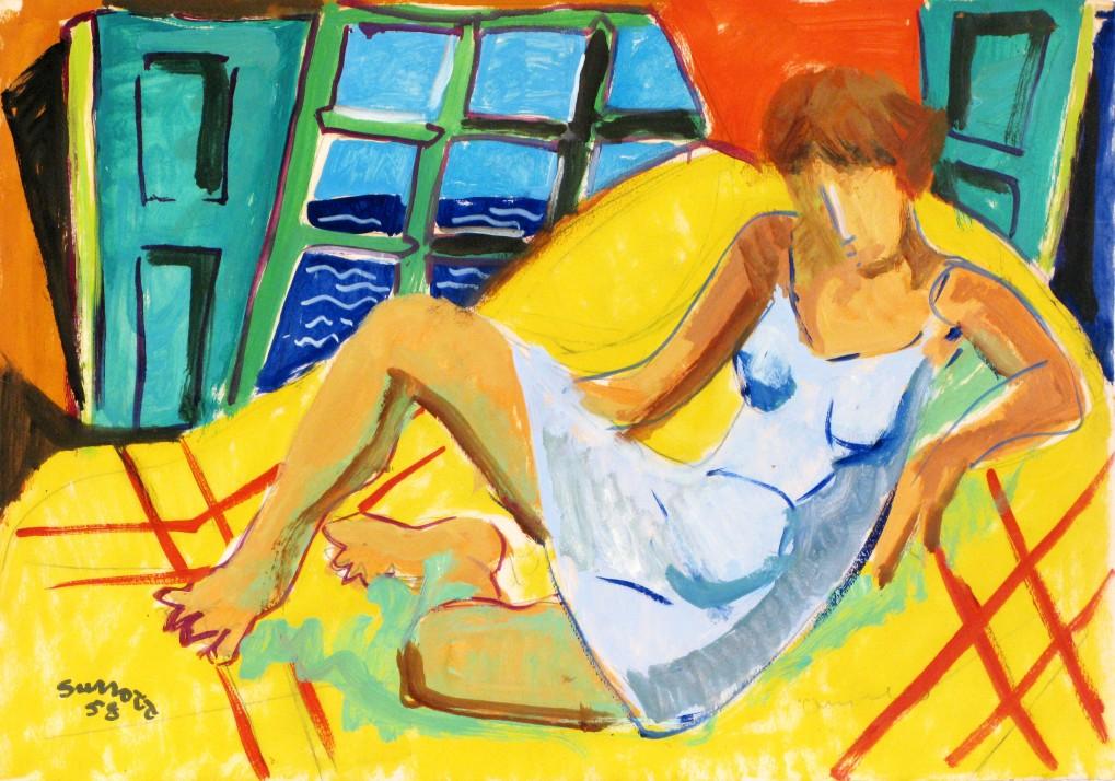 Hot, 1958