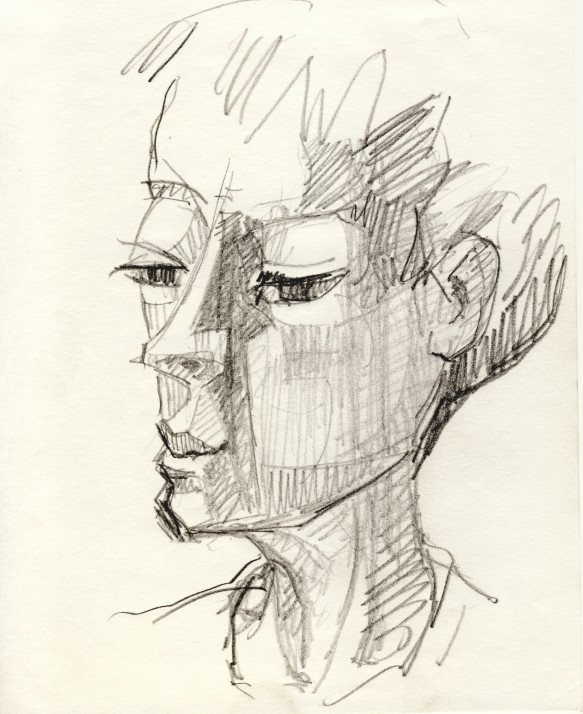 Self-portrait, 1994