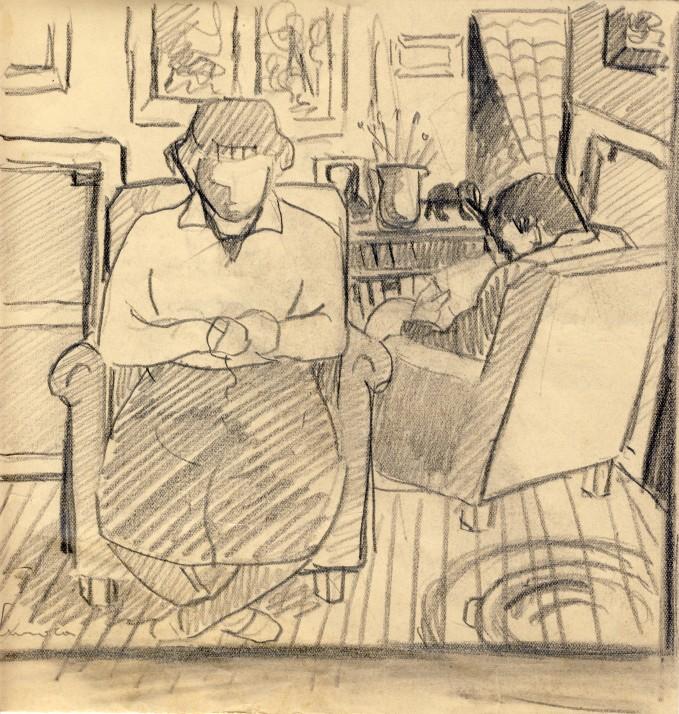 Interior Amb figures